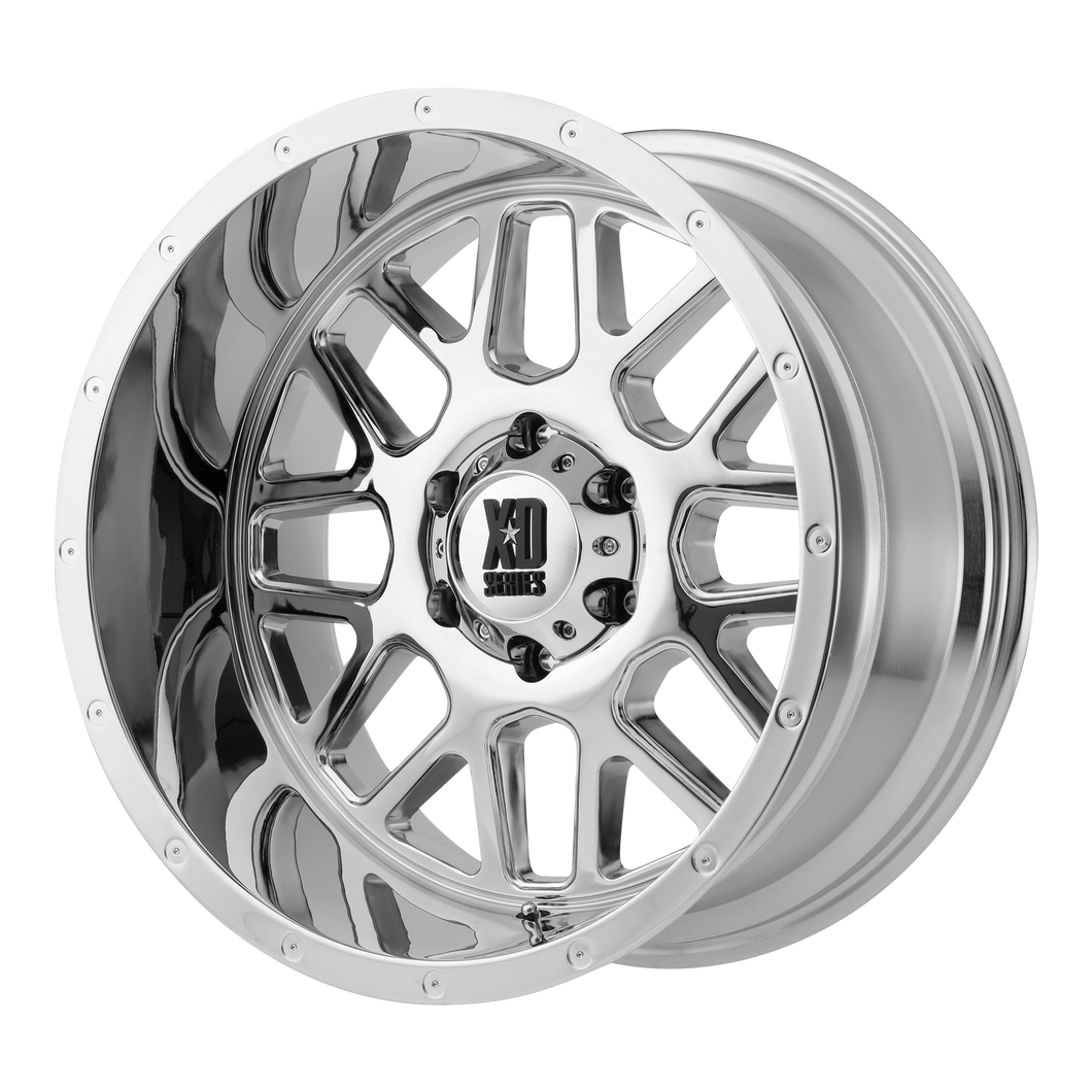 XD SERIES BY KMC WHEELS GRENADE PVD - rons-rims-inc