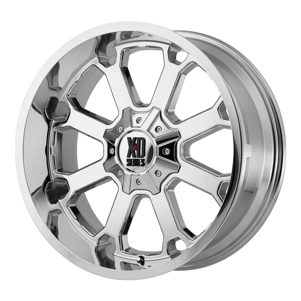 XD SERIES BY KMC WHEELS BUCK 25 CHROME