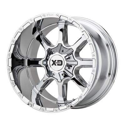 XD SERIES BY KMC WHEELS MAMMOTH CHROME - rons-rims-inc