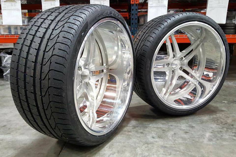Medium and Heavy Duty Truck Wheels and Rims