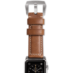 Nomad leather Apple Watch band