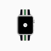 Grön - Apple Watch Nylon Band