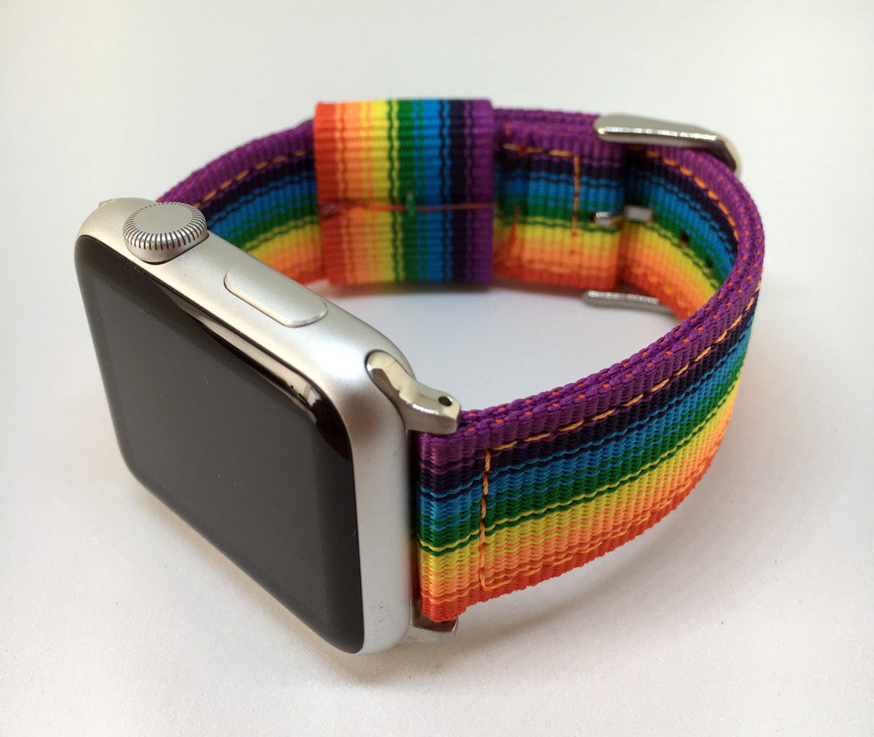 Pride - Apple Watch Nylon Band