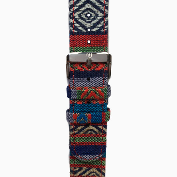 Ethnic Apple Watch nylon band