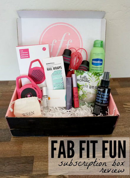 Monthly boxes you need to subscribe to!