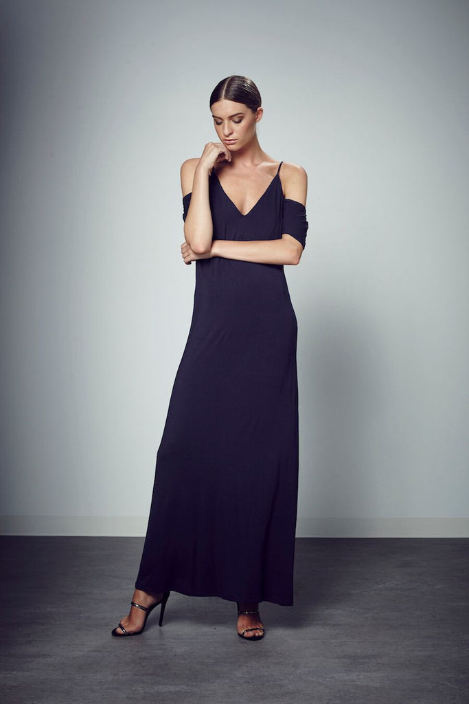 The Elite Off Shoulder Dress