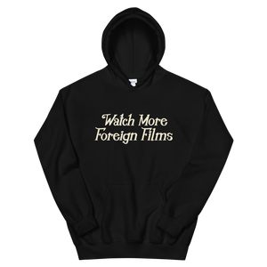Watch More Foreign Films