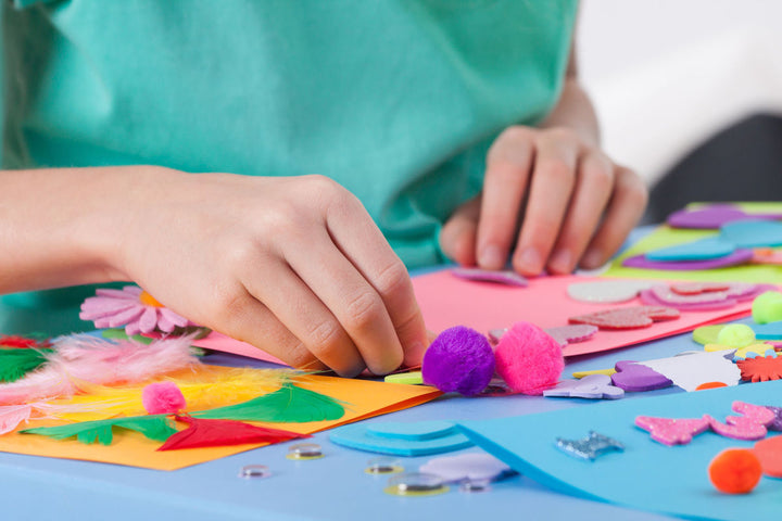 Creating Memories and the 6 Skills Kids Can Learn From Crafting