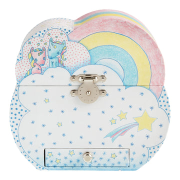 unicorn musical box - Pink and Brown Boutique
