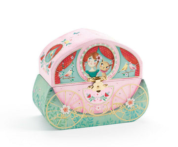 carriage musical box - Pink and Brown Boutique