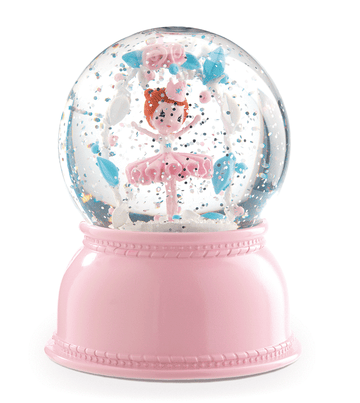 ballerina night light - Pink and Brown Boutique