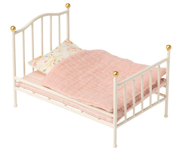 vintage bed - Pink and Brown Boutique
