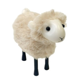 wooly sheep - Pink and Brown Boutique