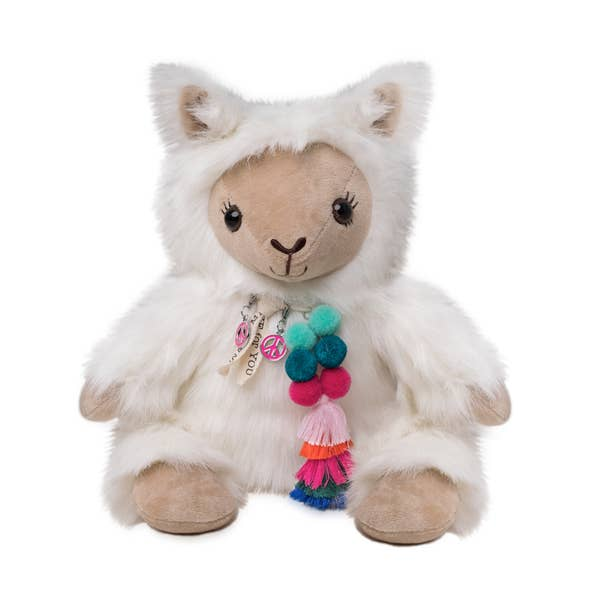 lucy llama - Pink and Brown Boutique