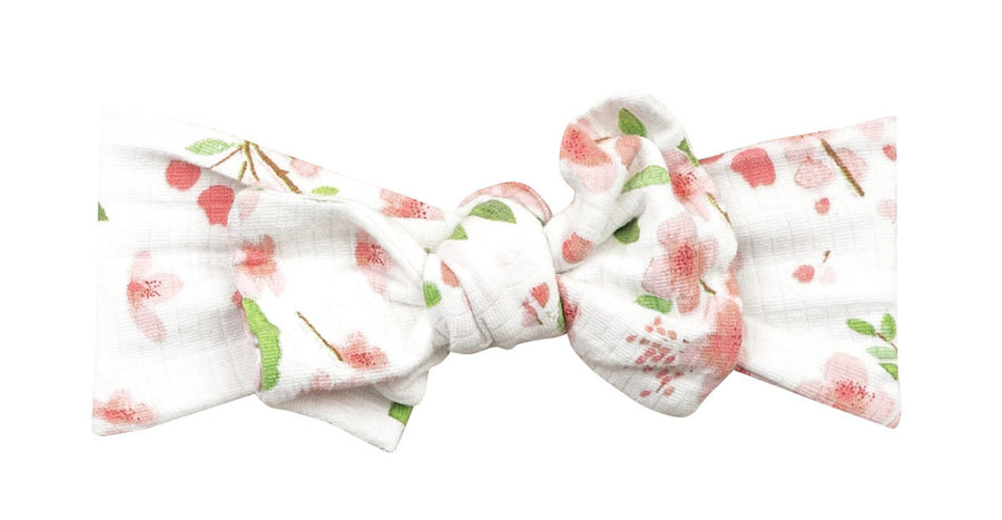 cherry blossom print headband - Pink and Brown Boutique