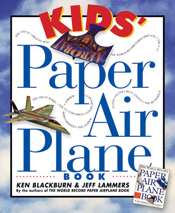 kids paper air plane - Pink and Brown Boutique