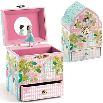 princess musical box - Pink and Brown Boutique