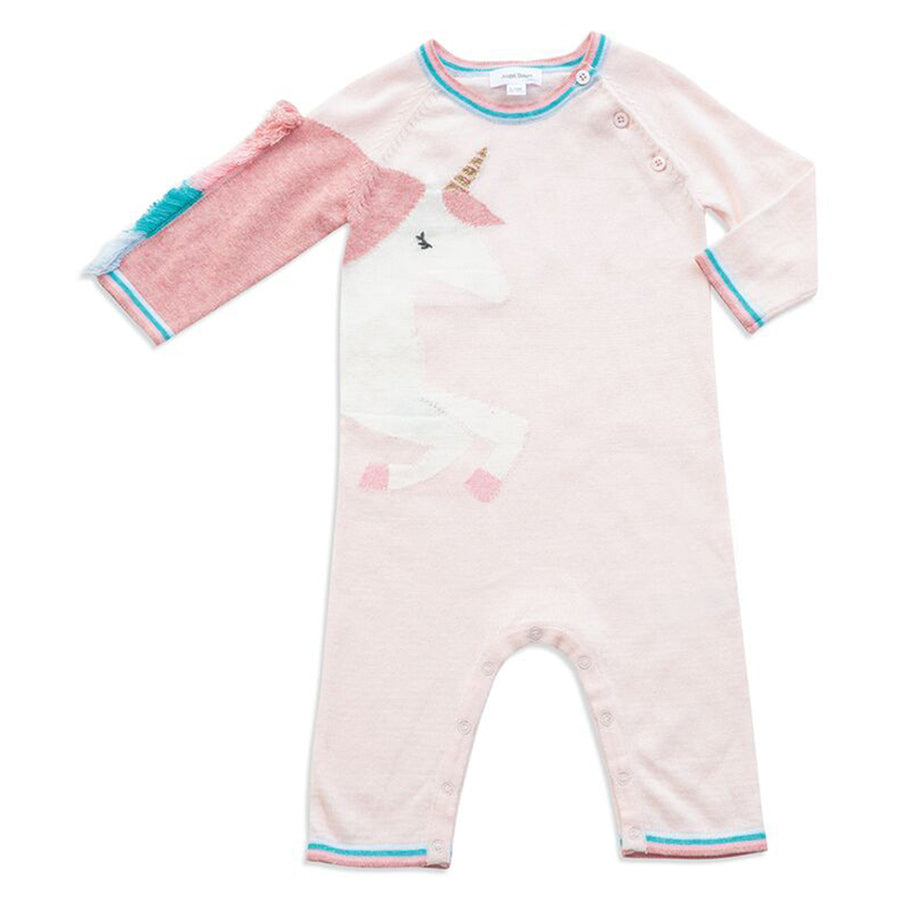 unicorn coverall - Pink and Brown Boutique