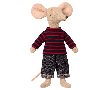 dad Mouse - Pink and Brown Boutique