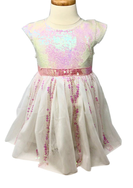 sparkle sequin dress - Pink and Brown Boutique