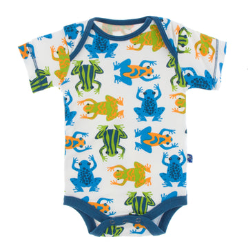 short sleeve one piece in amazon frogs
