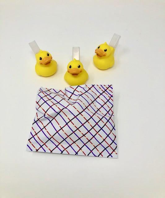 duck quacker - Pink and Brown Boutique
