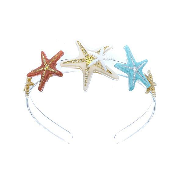 starfish headband - Pink and Brown Boutique