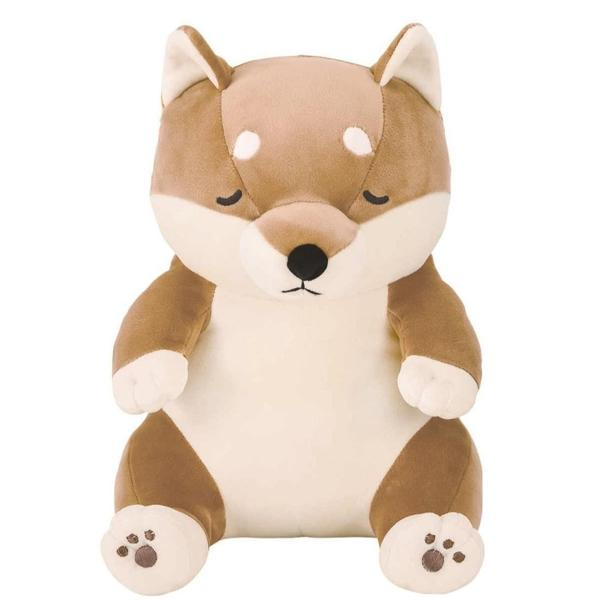 lucas the shiba dog - Pink and Brown Boutique