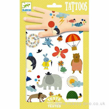 Tattoos animal fun - Pink and Brown Boutique