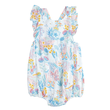 cranes bubble sunsuit