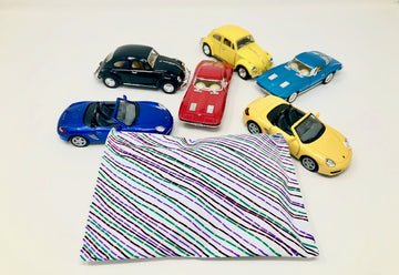 die-cast pull back cars - Pink and Brown Boutique