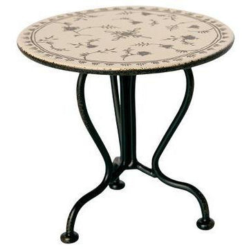 vintage tea table - Pink and Brown Boutique
