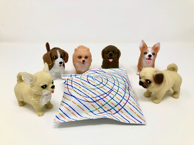 squishable pups - Pink and Brown Boutique
