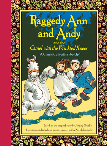 raggedy ann and andy magical pop-up - Pink and Brown Boutique