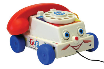 chatter telephone - Pink and Brown Boutique