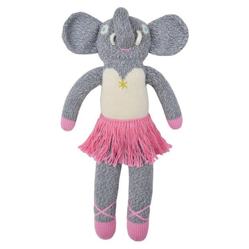 josephine the elephant - Pink and Brown Boutique