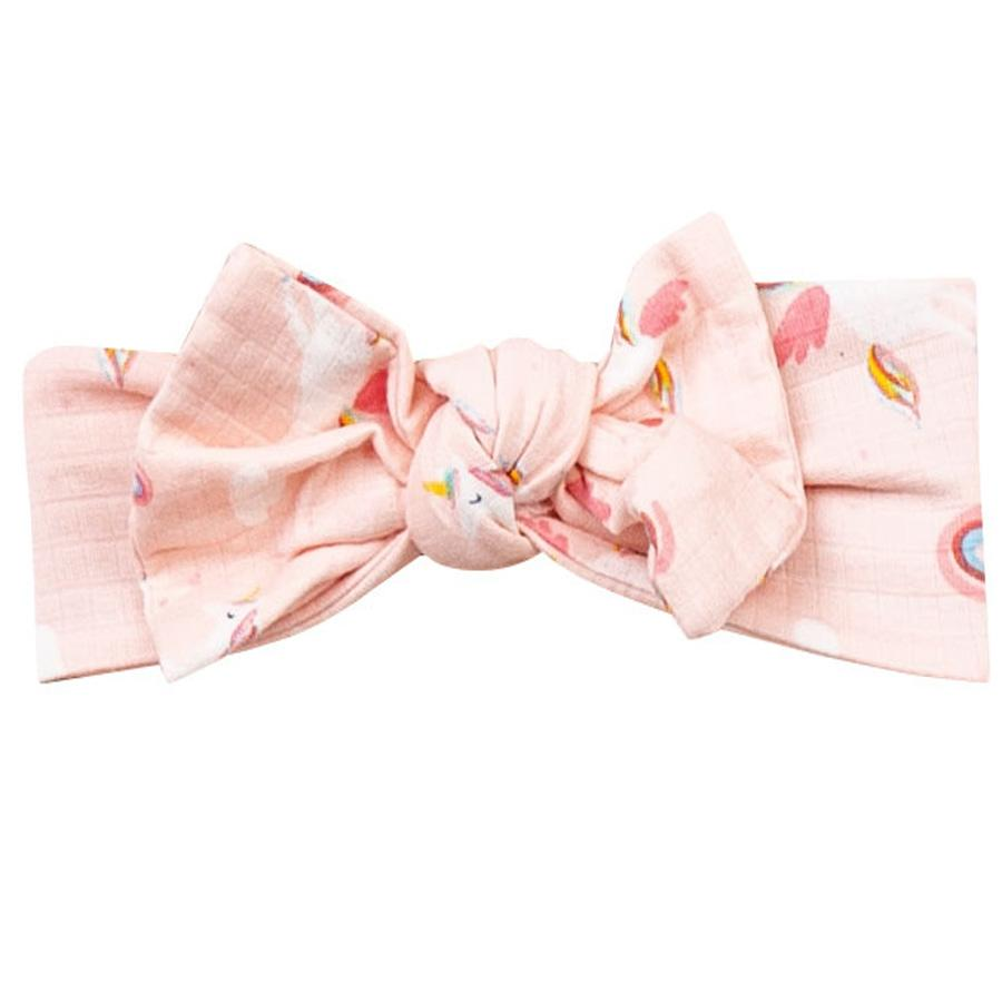 unicorn print headband - Pink and Brown Boutique