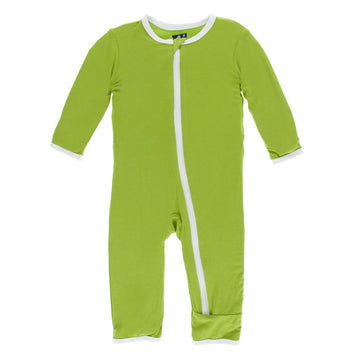 coverall with zipper in meadow soccer