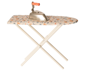 iron & ironing board - Pink and Brown Boutique