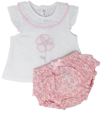blouse and bloomer set
