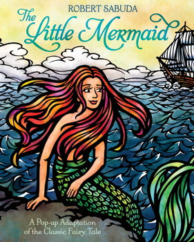 little mermaid magical pop-up - Pink and Brown Boutique