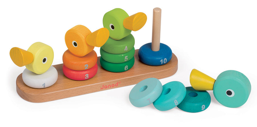 Duck Family Stacker