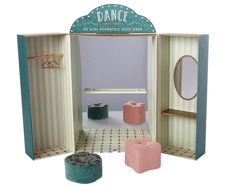 Ballet School - Pink and Brown Boutique