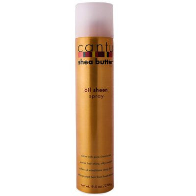 Cantu Shea Butter Oil Sheen Spray 10oz