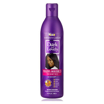 Dark & Lovely Healthy Gloss 5 Moisture Shampoo 13oz