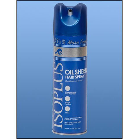 Isoplus Oil Sheen Spray