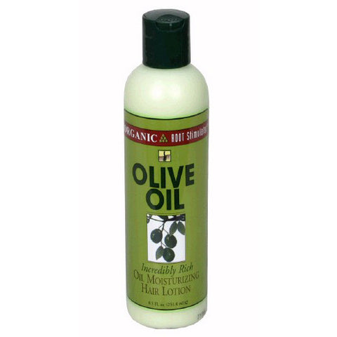 Olive Oil Moisturizing Hair Lotion 8.5oz