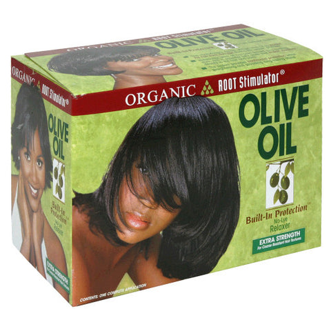 Olive Oil Relaxer Extra Strength