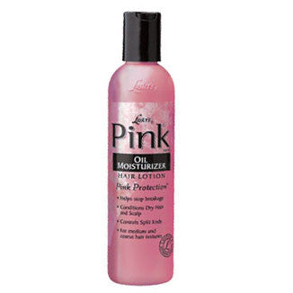 Pink Oil Moisturizer Hair Lotion Original 4oz