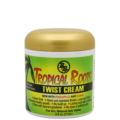 B&B Tropical Roots Twist Cream 6oz